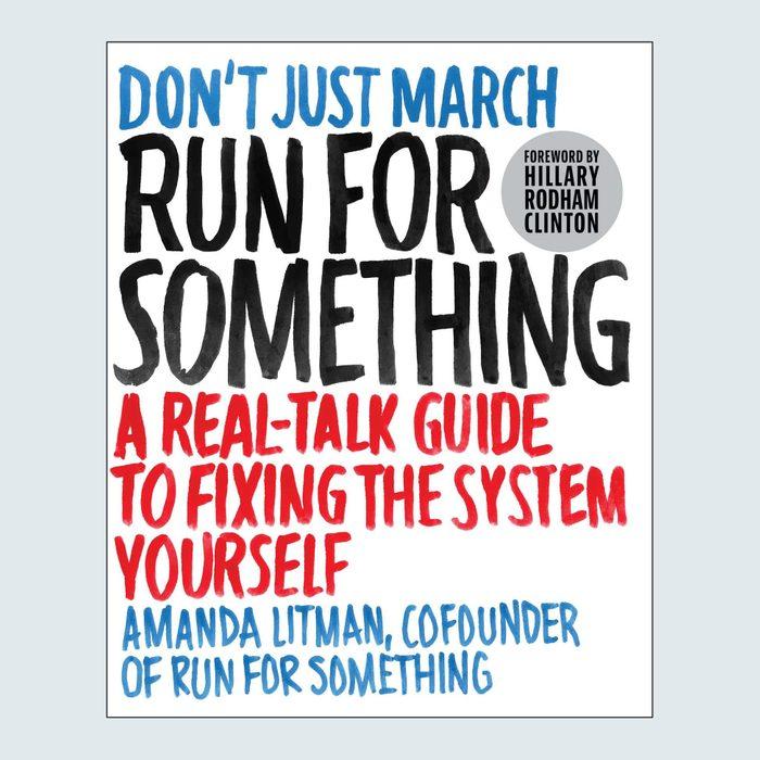 Run for Something by Amanda Litman