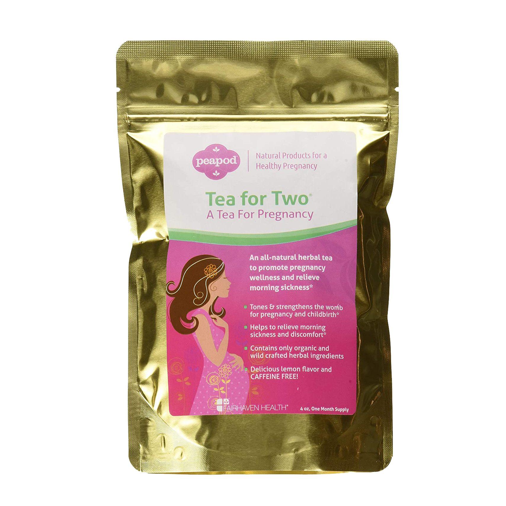 Fairhaven Health's Tea-for-Two Pregnancy Tea