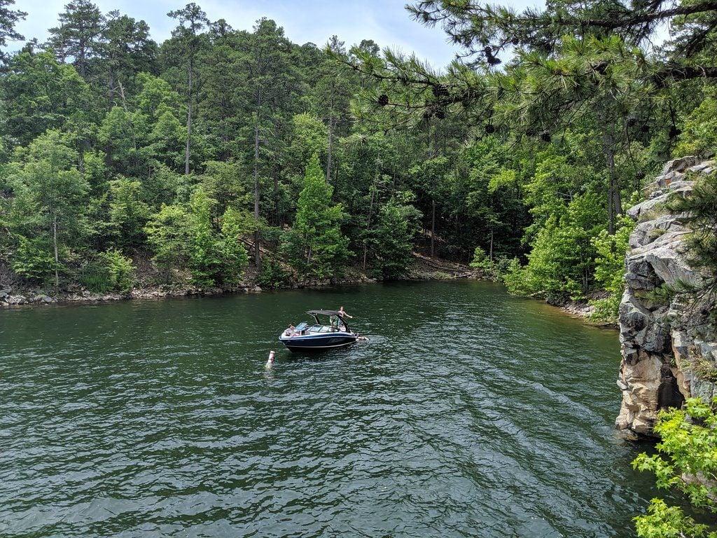 Arkansas: Lake Quahchita State Park