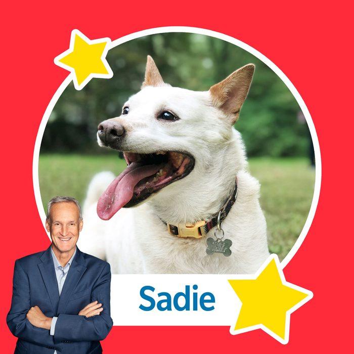 Sadie and Bruce