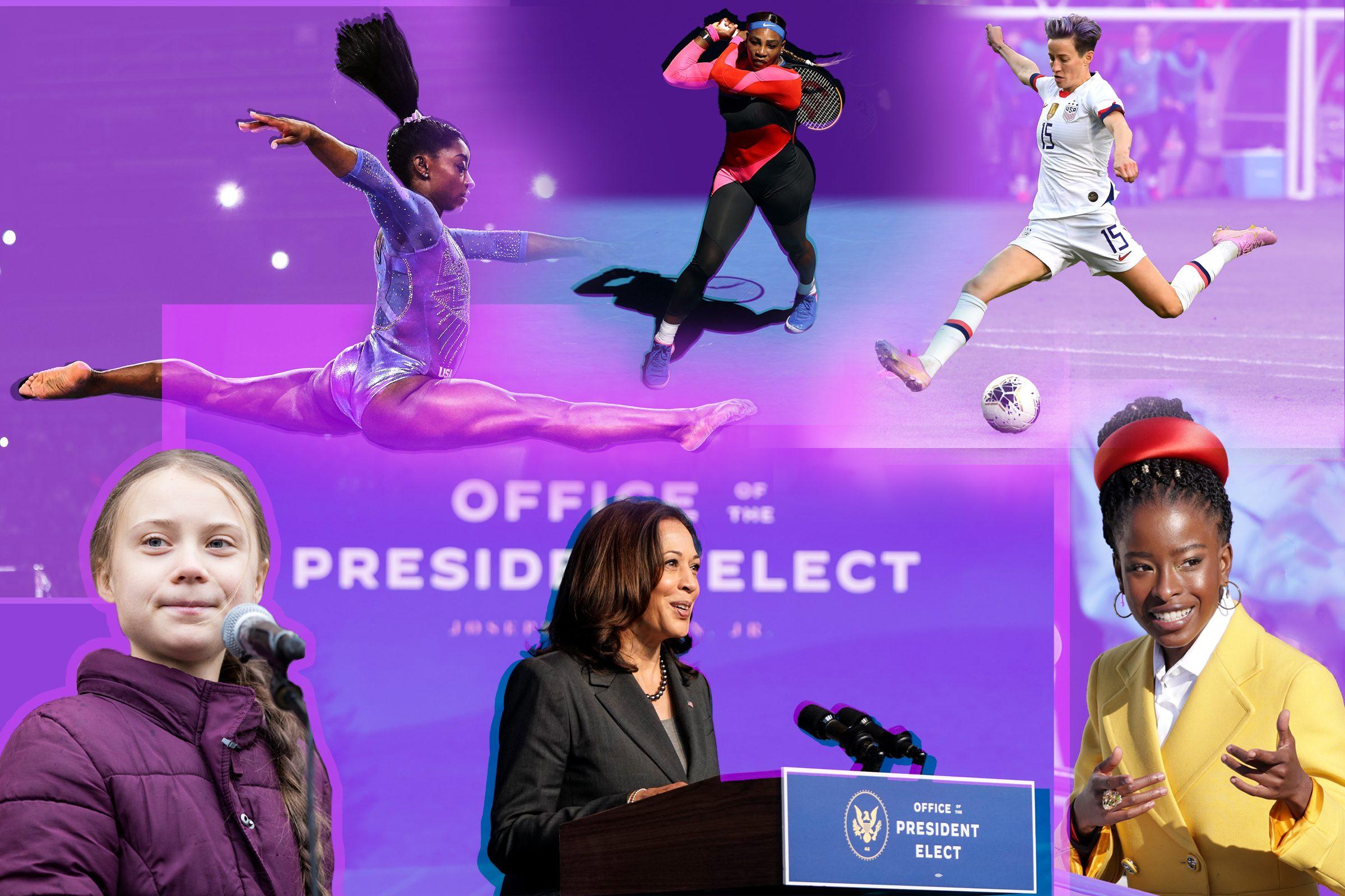 16 Inspiring Women 2021