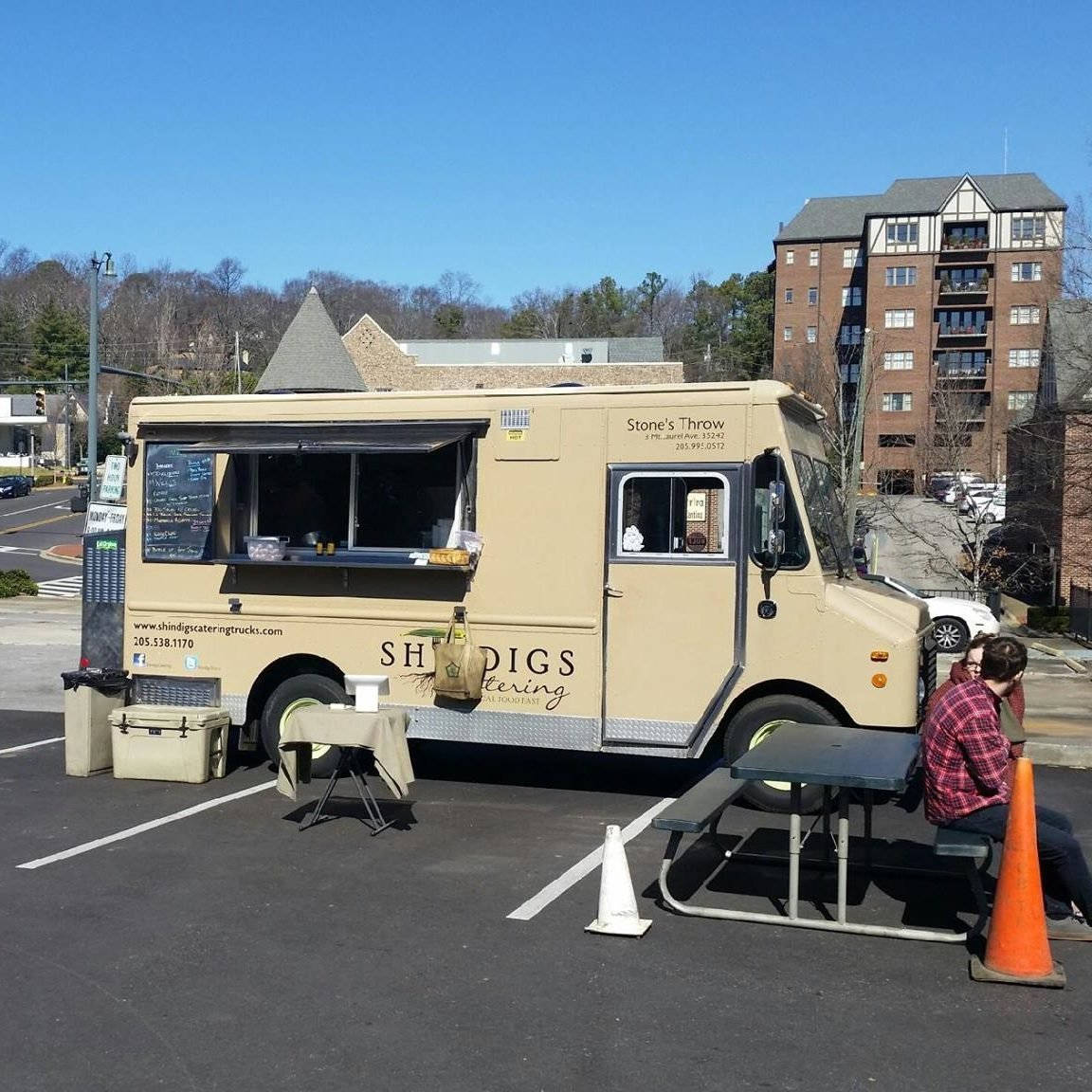 shindigs catering truck