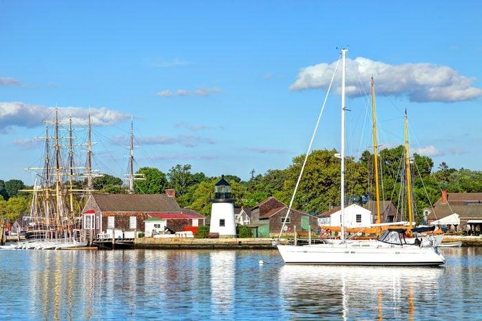 Mystic Connecticut Seaport