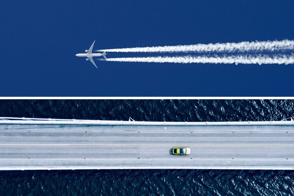 Which Is Worse for the Environment: Driving or Flying?