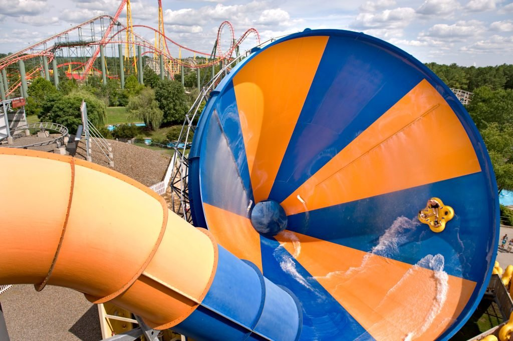 Kings Dominion Amusement And Water Park