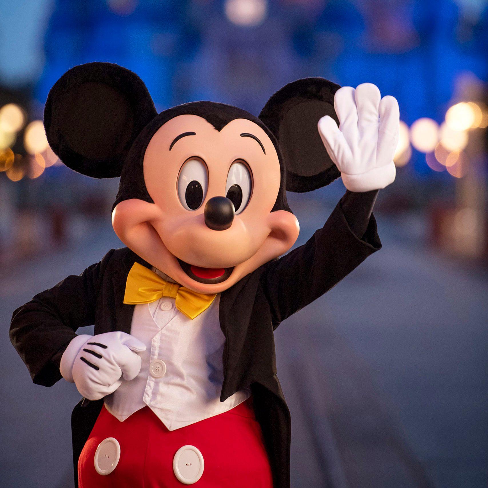 Walt Disney World Resort Reopening