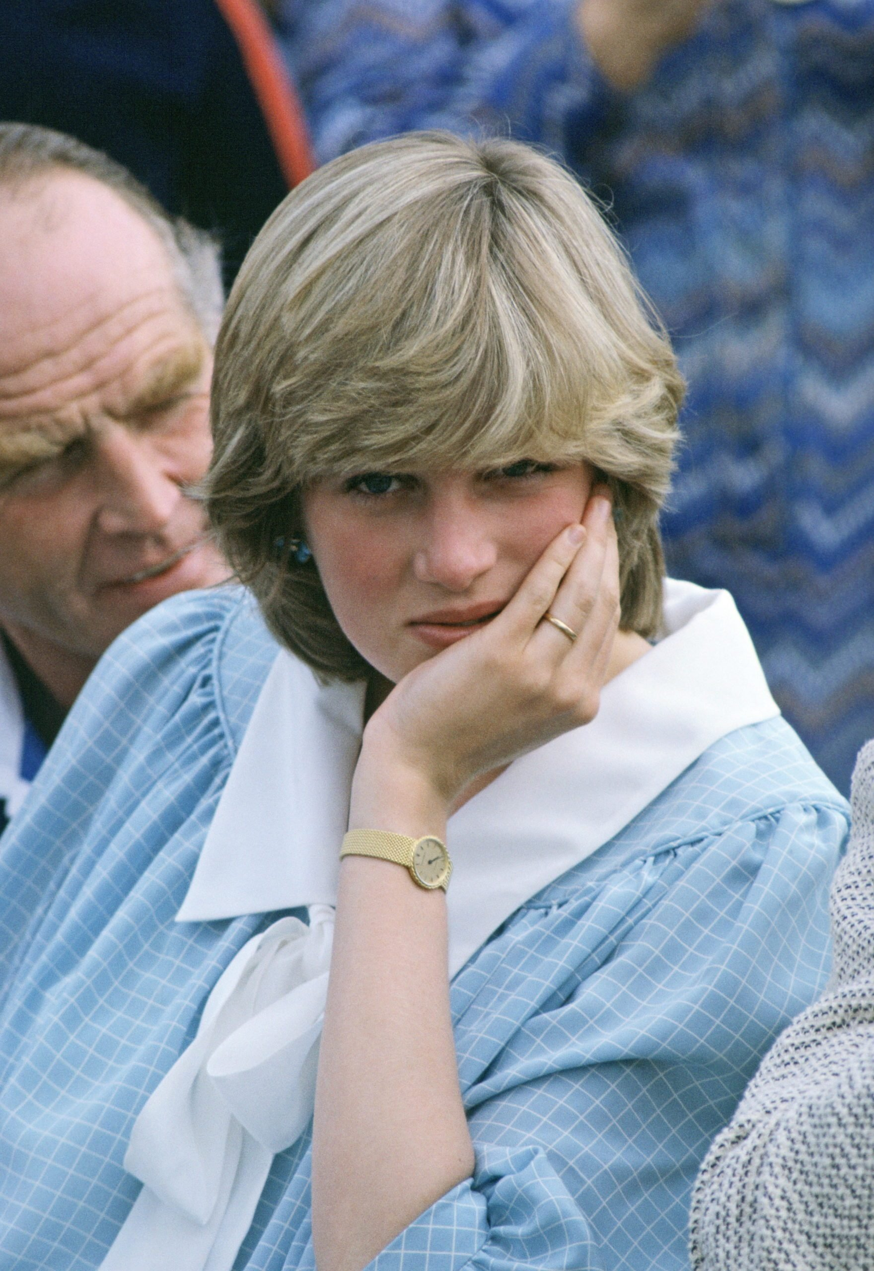 Diana Pregnant With First Baby