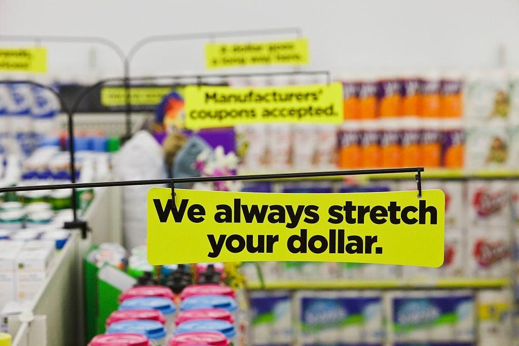 USA - Economy - Dilla General Discount Store
