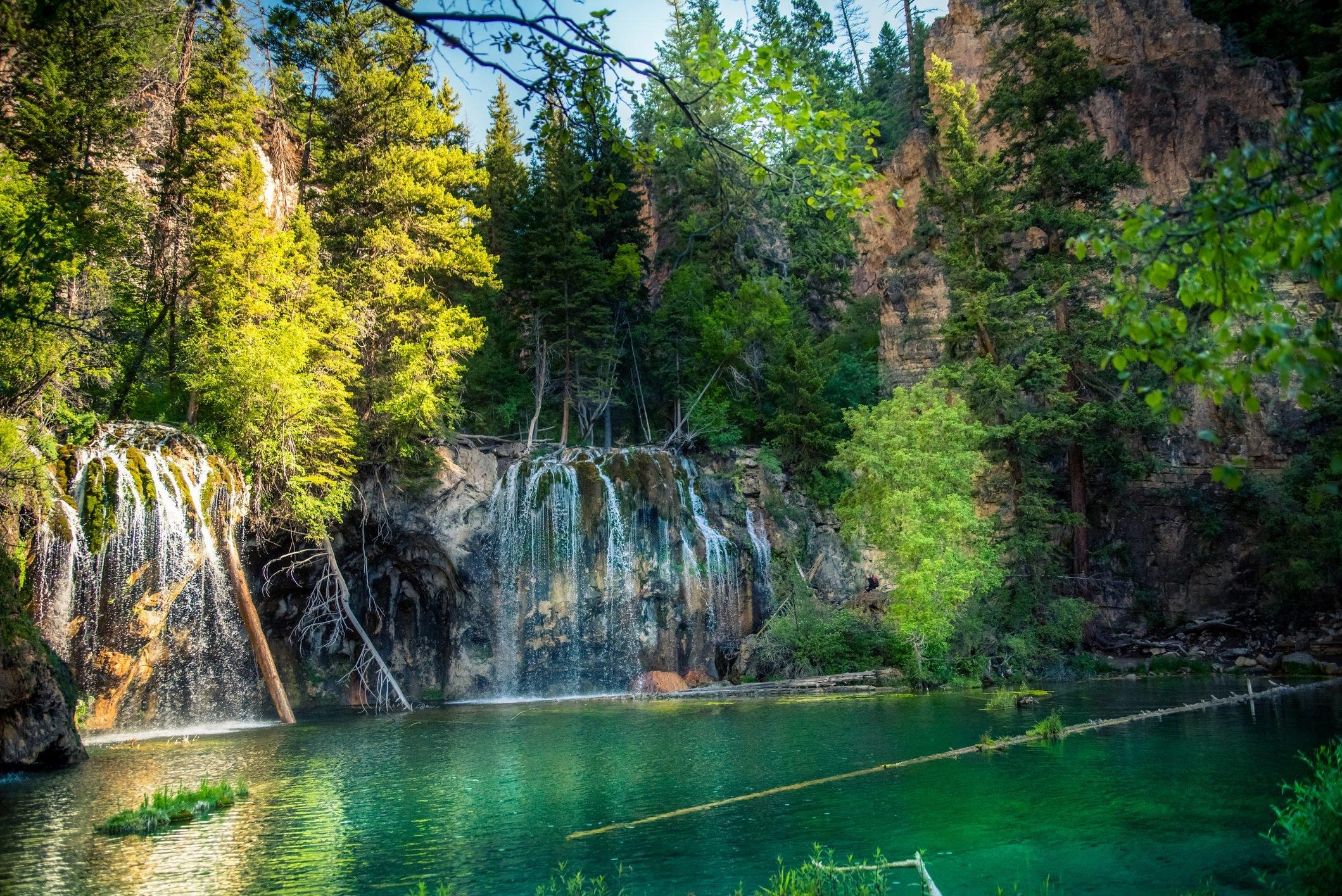 Hanging Lake, Colorado, USA