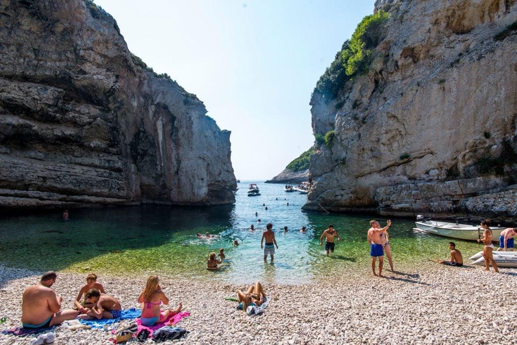 General Views Of Croatia
