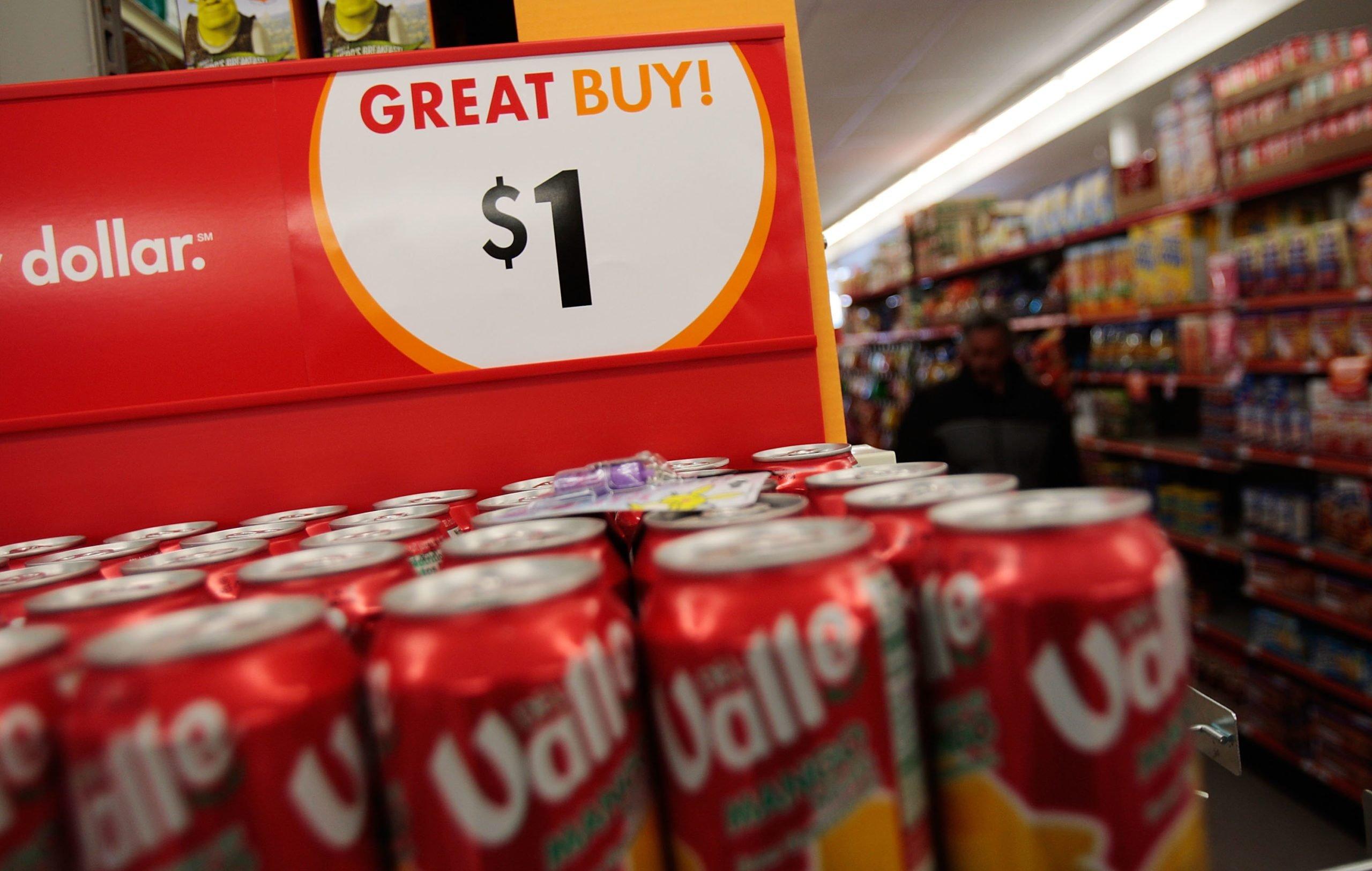 US Economic Slowdown Prompts Rise in Price of Staple Foods