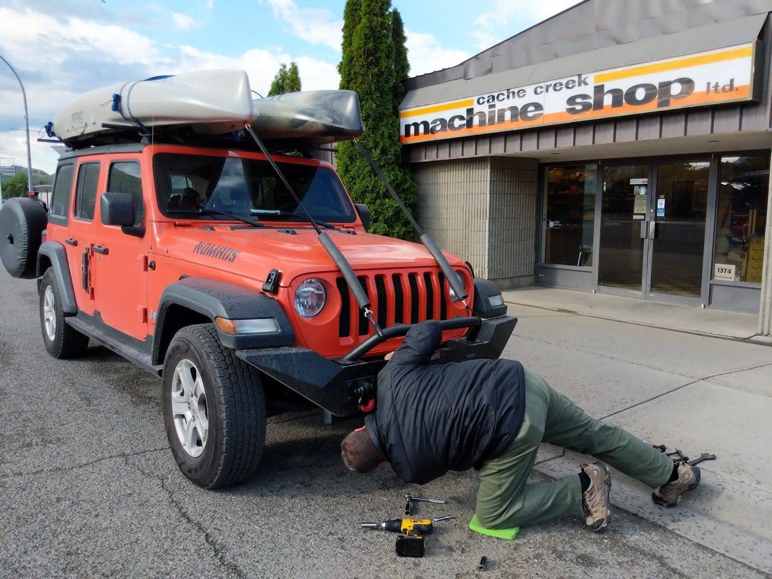 fixing car tool kit