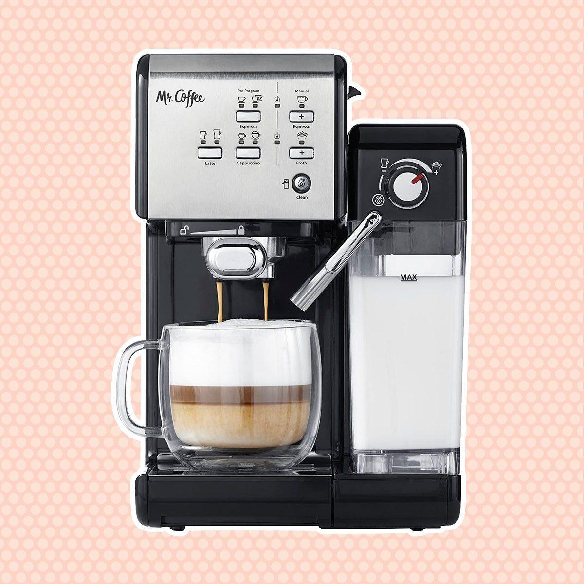 mr coffee espresso maker