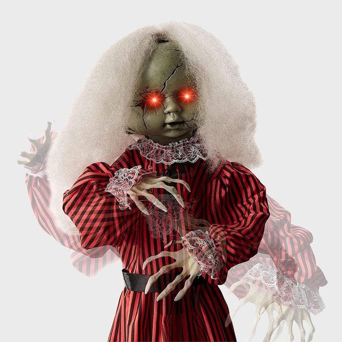 Possessed Doll Halloween Decoration