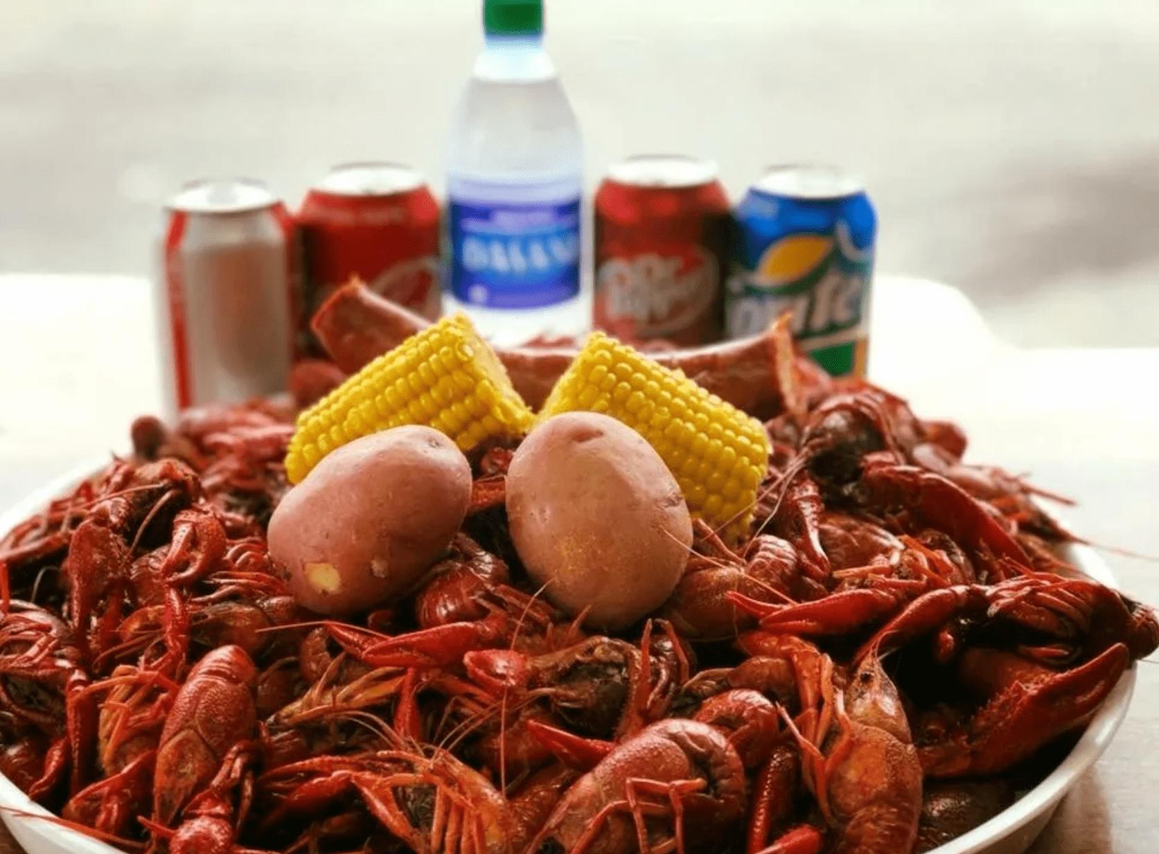 crawfish food truck
