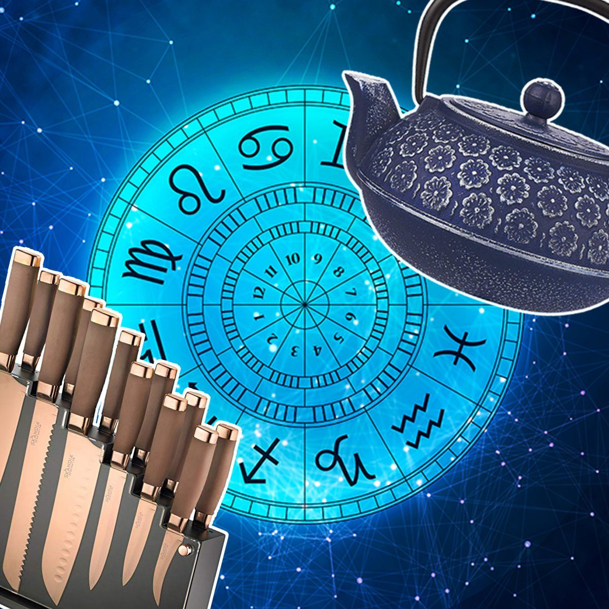 The Kitchen Accessories You Need, Based on Your Zodiac Sign