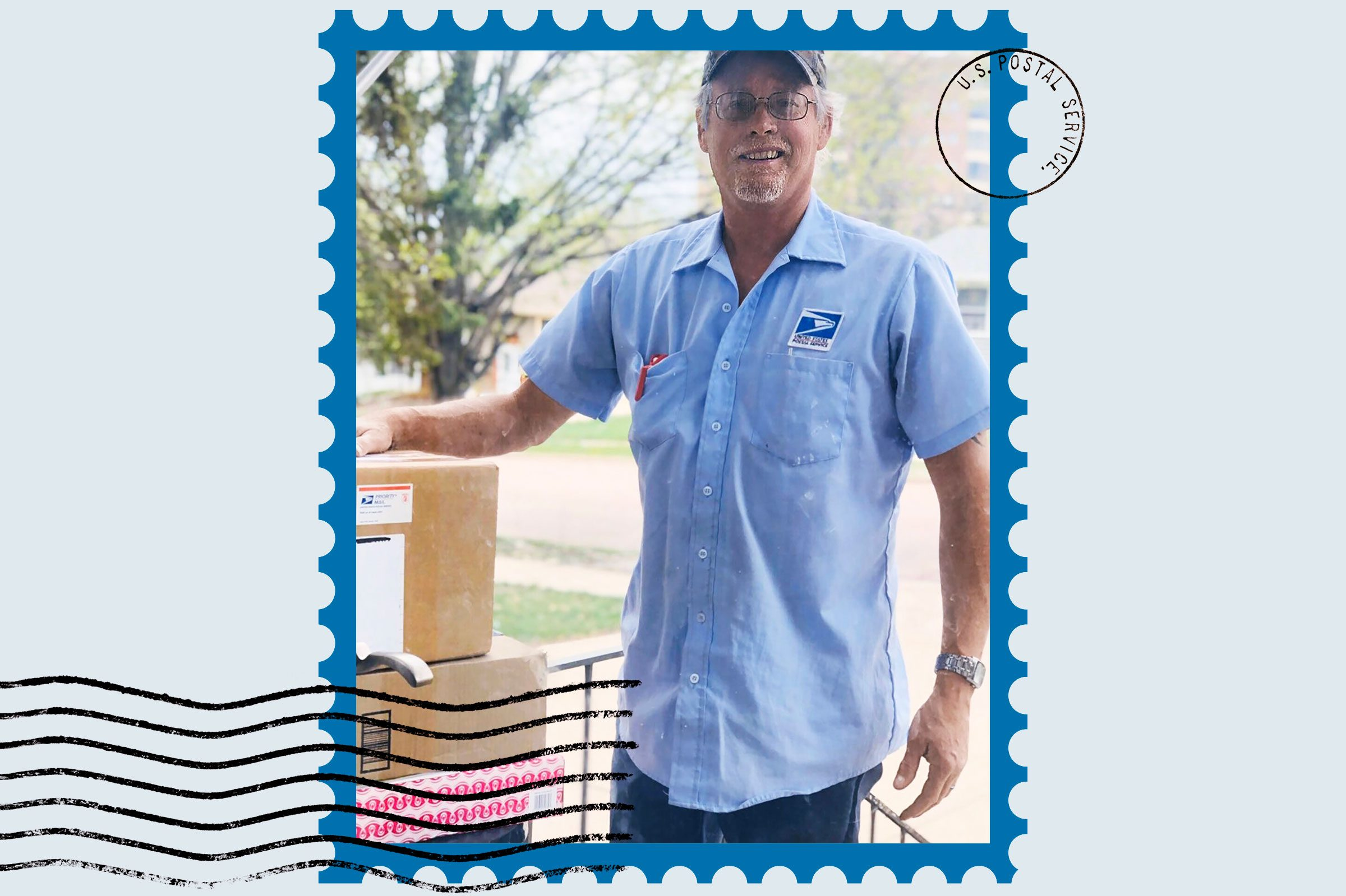 Doug the mail carrier