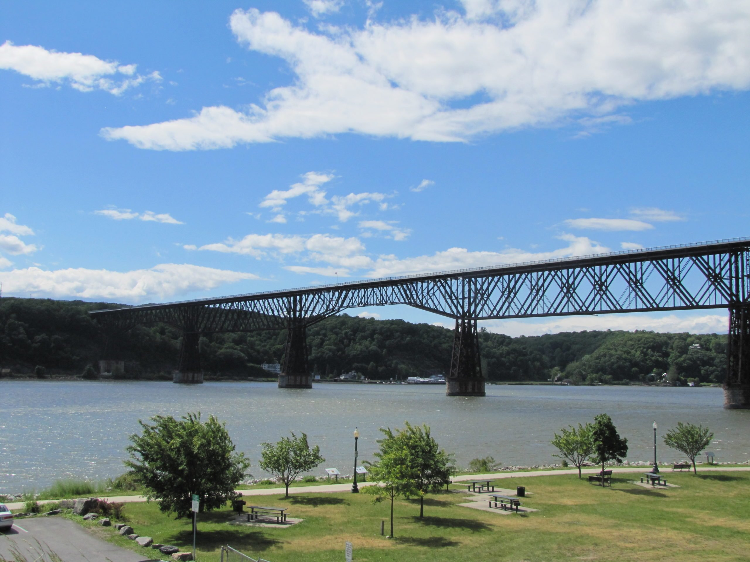 Walkway over the Hudson, Poughkeepsie and Highland, New York