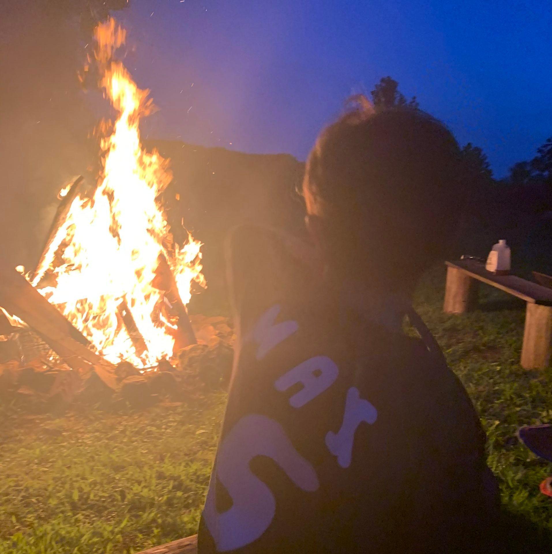 camping Rebecca Meiser