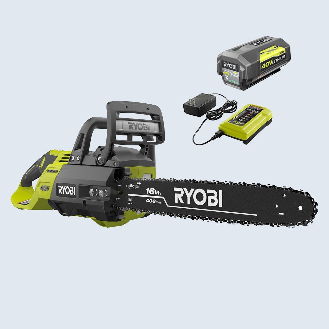 Ryobi outdoor power appliances