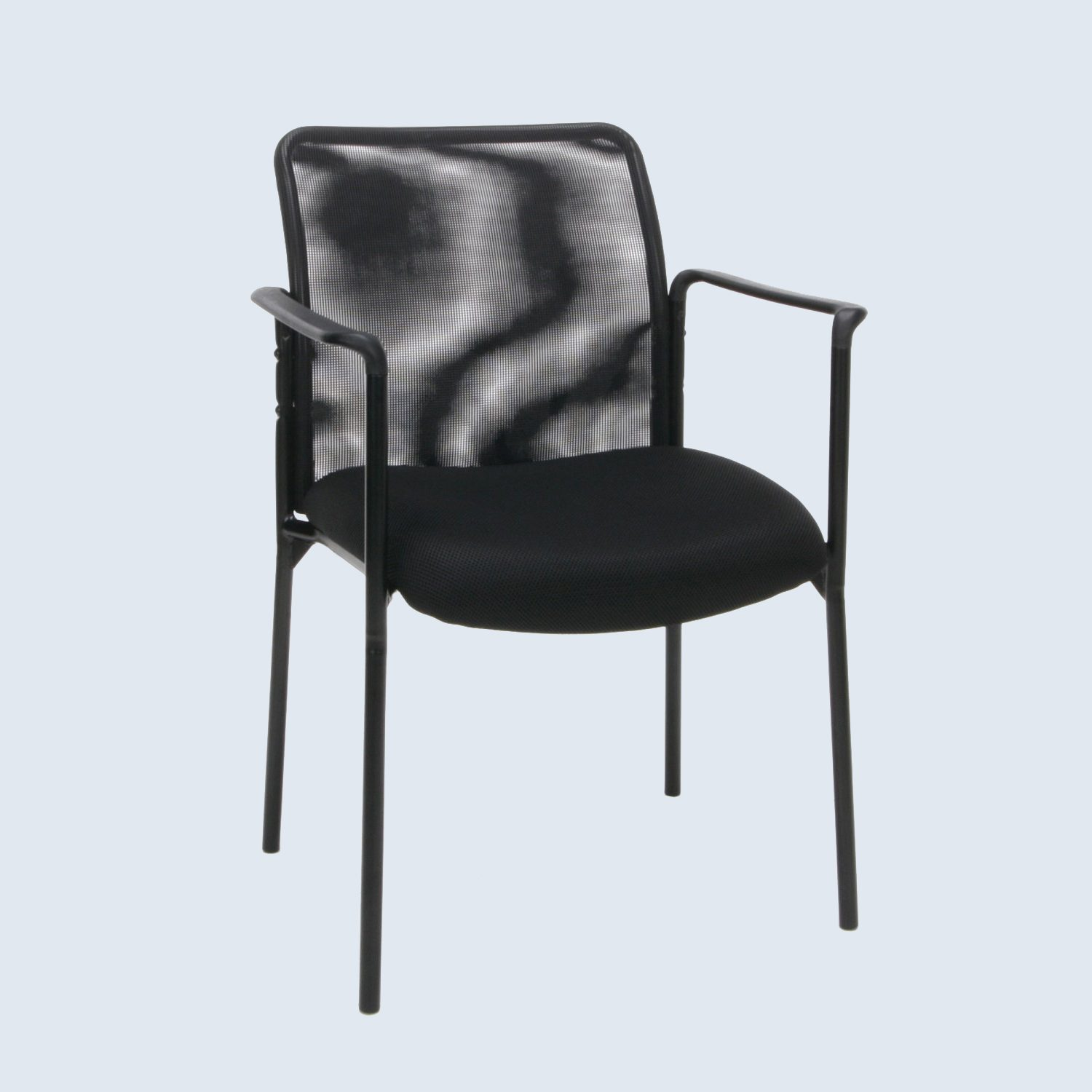 OFM upholstered side chair