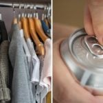 You Can Double Your Closet Space Using Soda Cans—Here's How