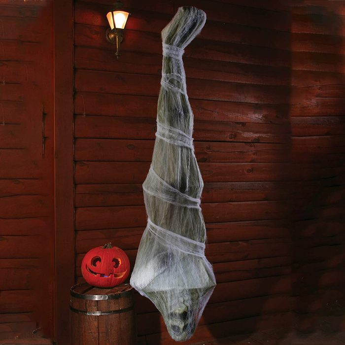 Creepy Hanging Corpse Halloween Decoration