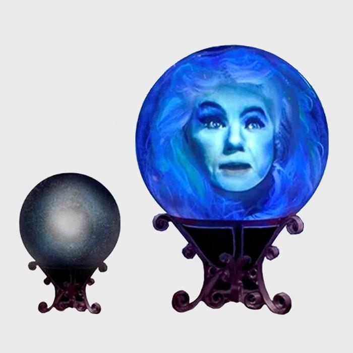 Crystal Ball Halloween Decoration