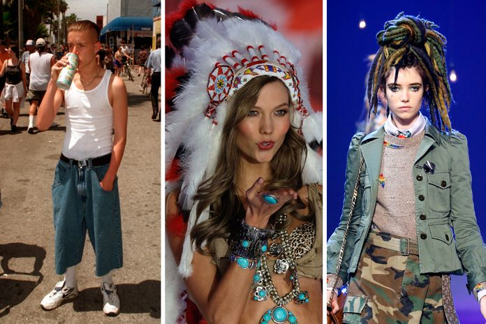 cultural appropriation examples