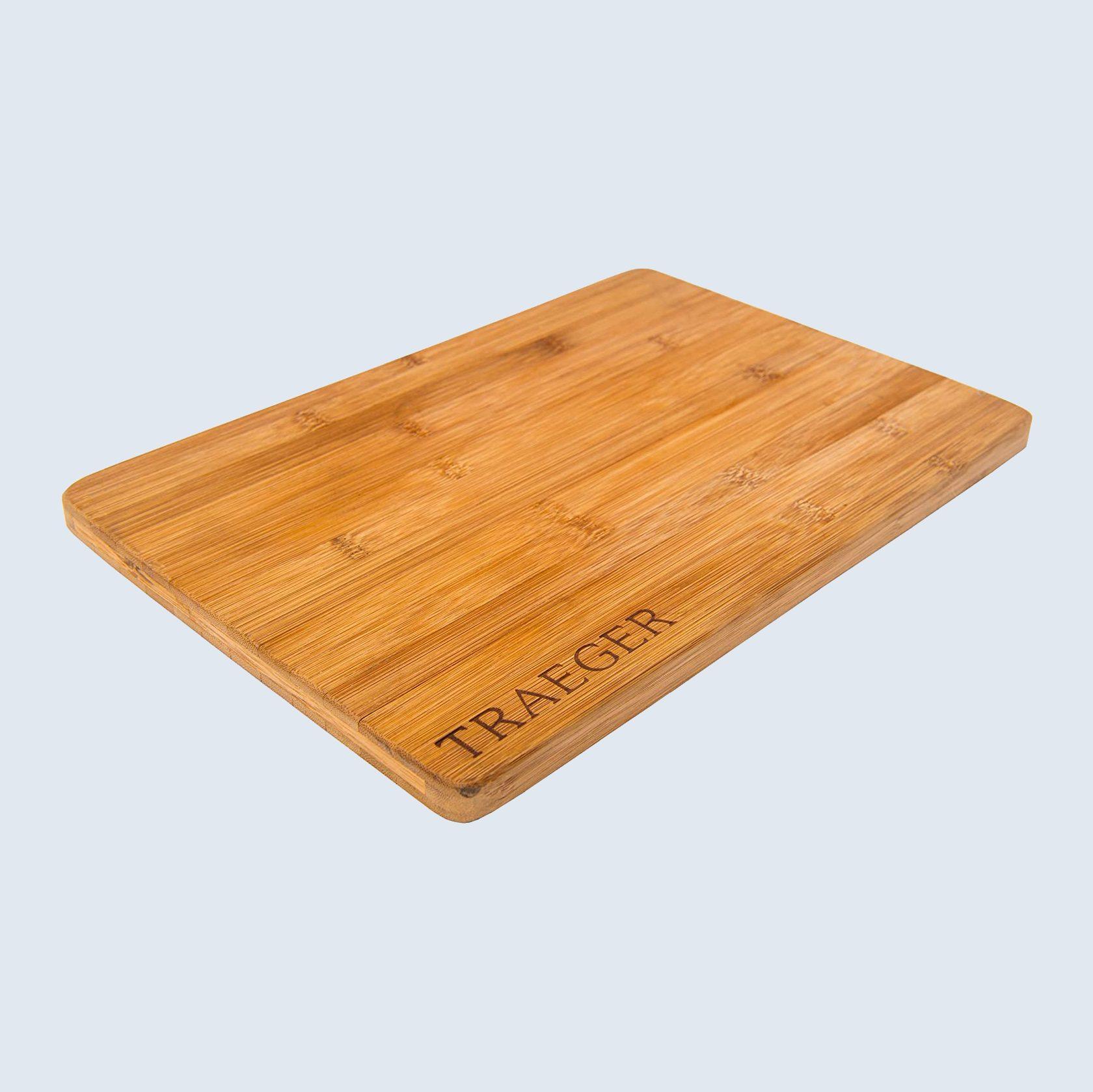 Traeger bamboo cutting board