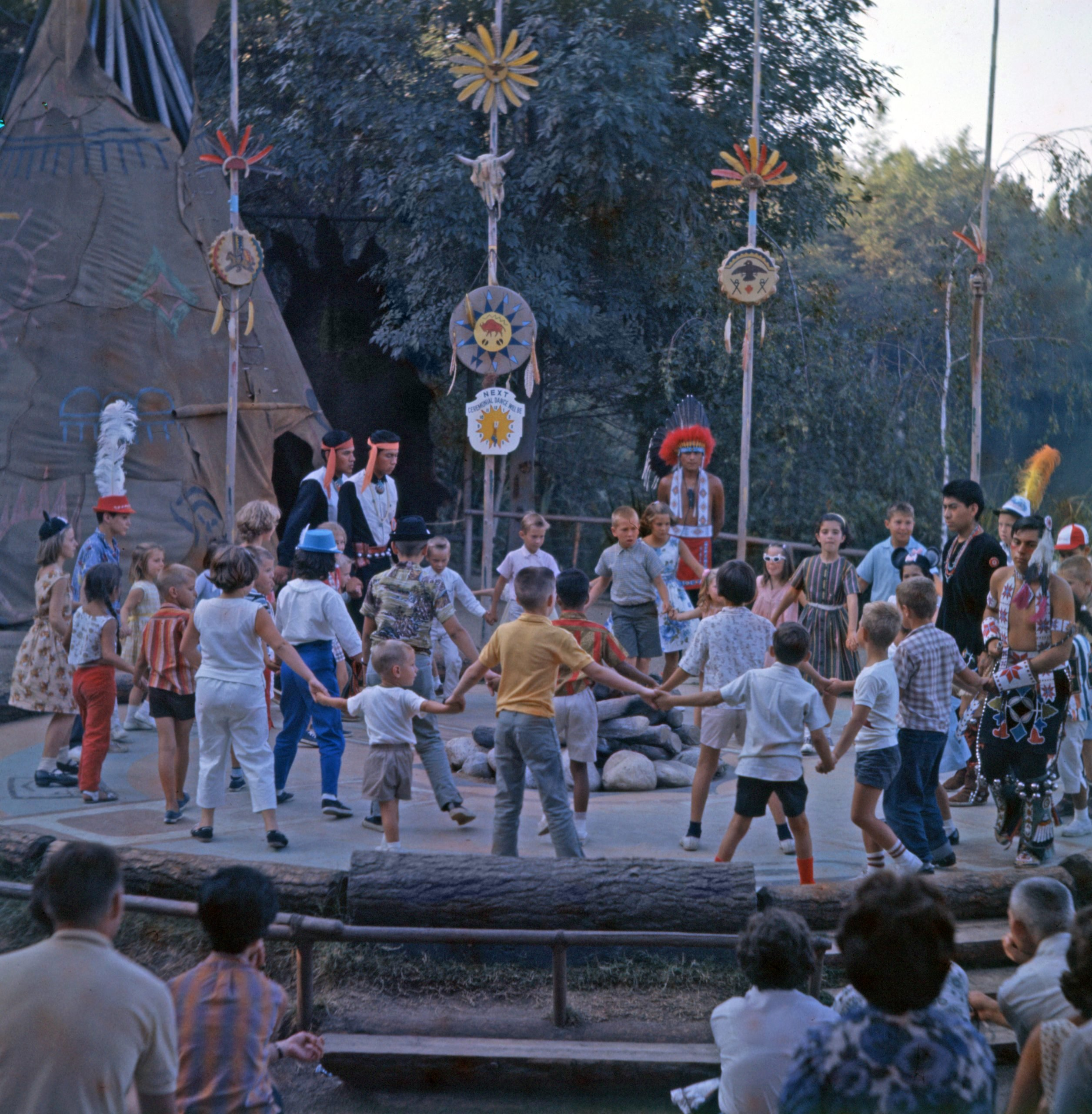 Dancing In Disneyland's Frontierland