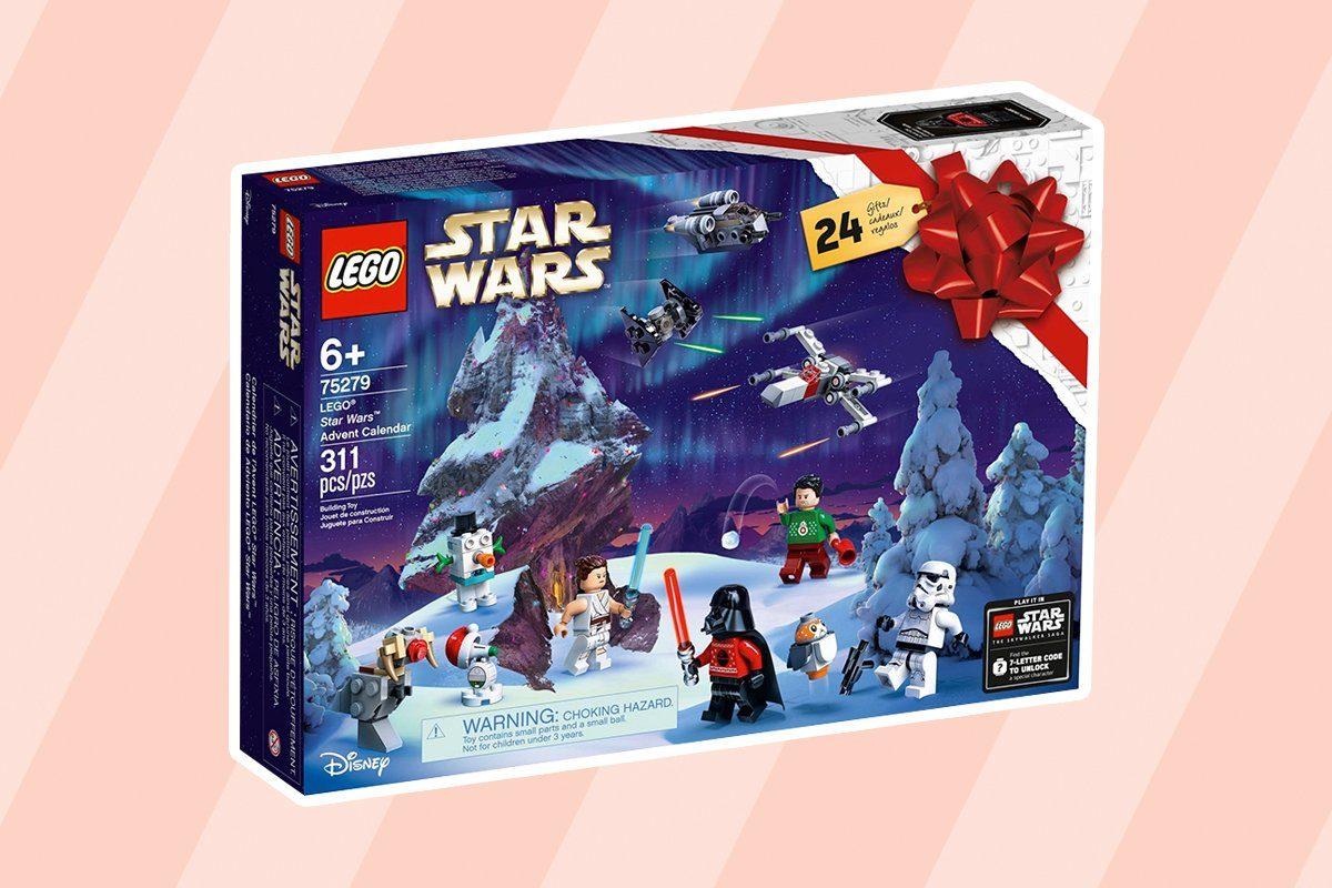 Disney Lego starwars advent calendar