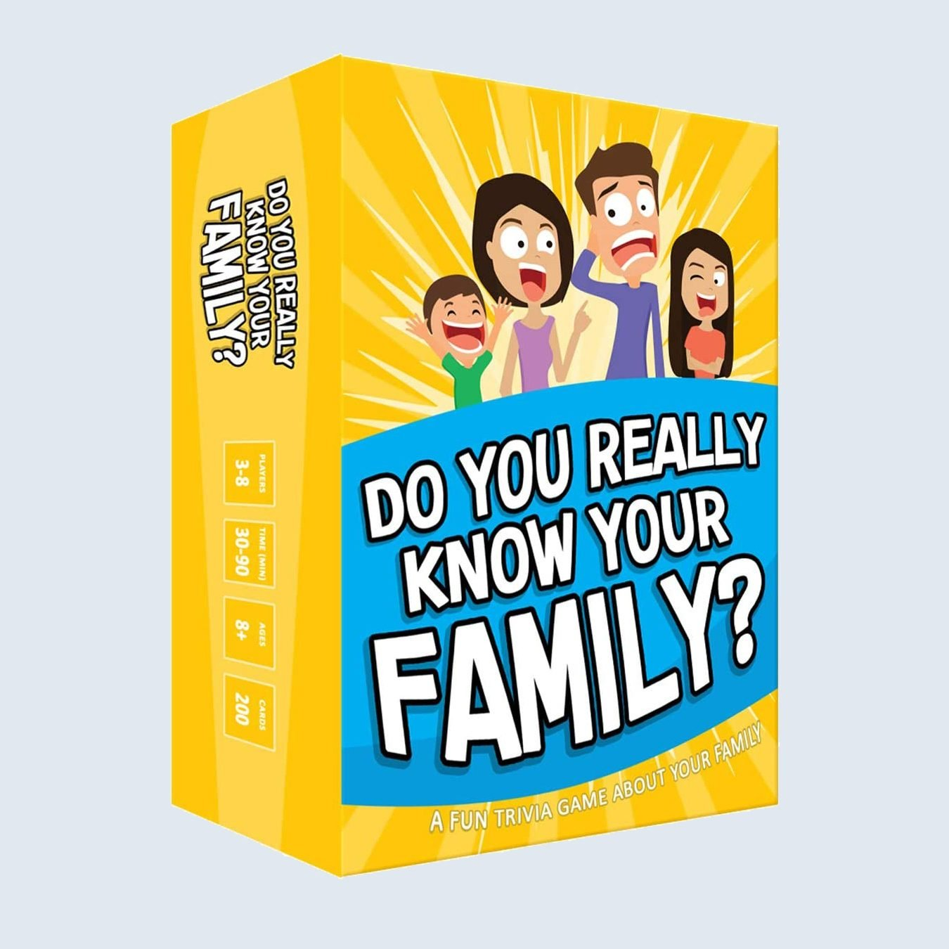 Do You Really Know Your Family?