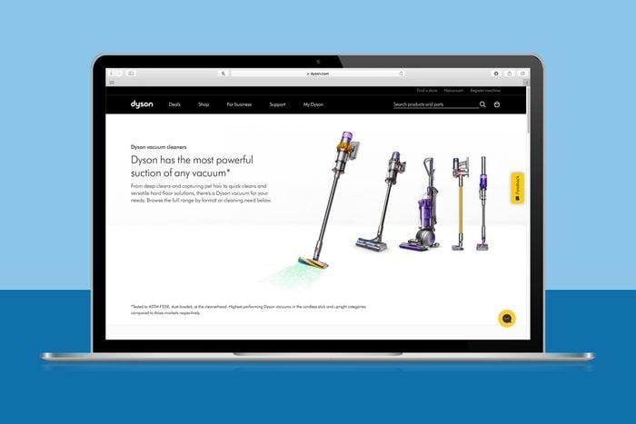 Dyson Vacuum Labor Day Sale