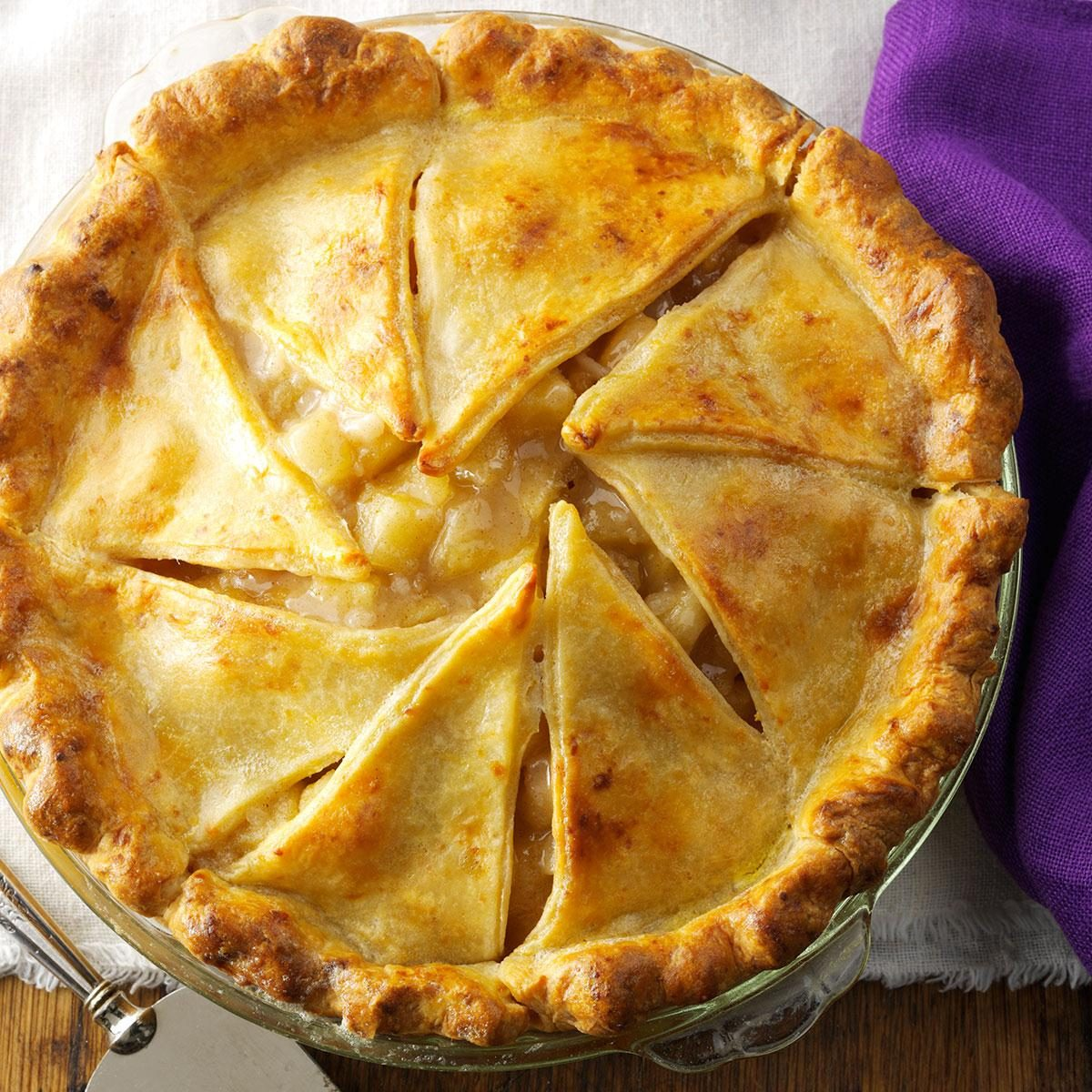 Browned Butter Pie