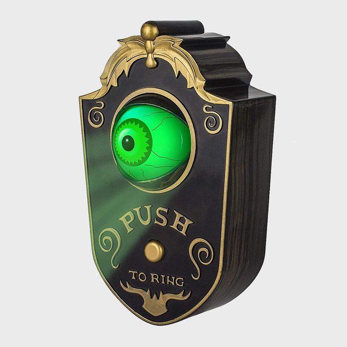 Eyeball Doorbell Halloween Decoration
