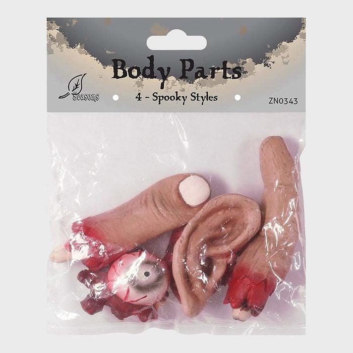 Fake Body Parts Halloween Decoration