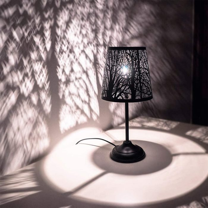 Forest Table Lamp Halloween Decoration