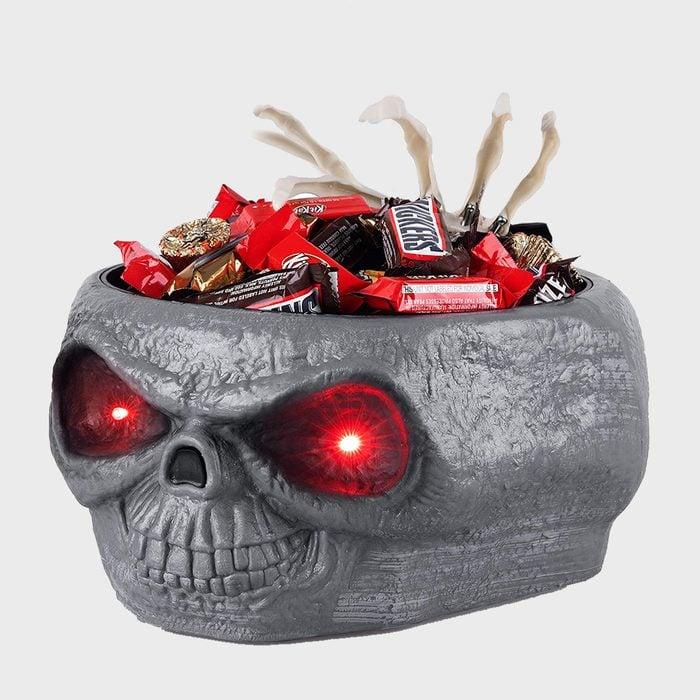 Haunted Candy Dish Halloween Decoration