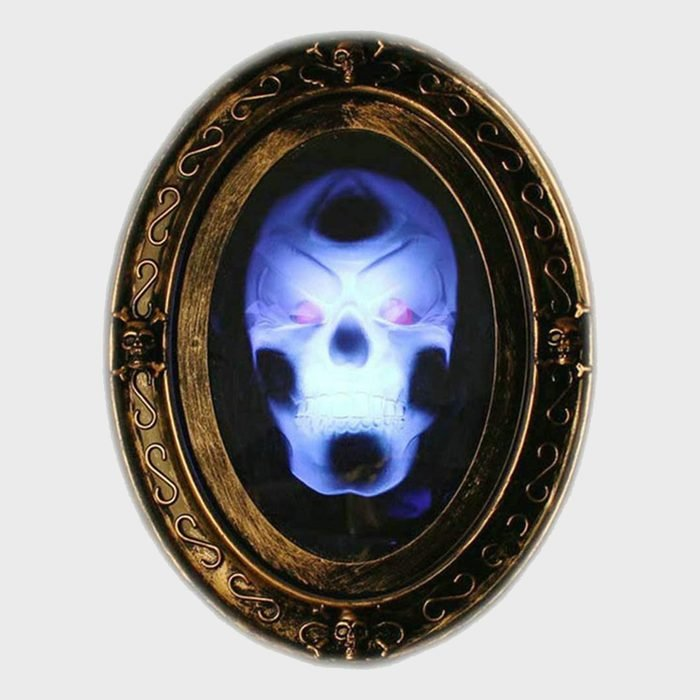 Haunted Mirror Halloween Decoration