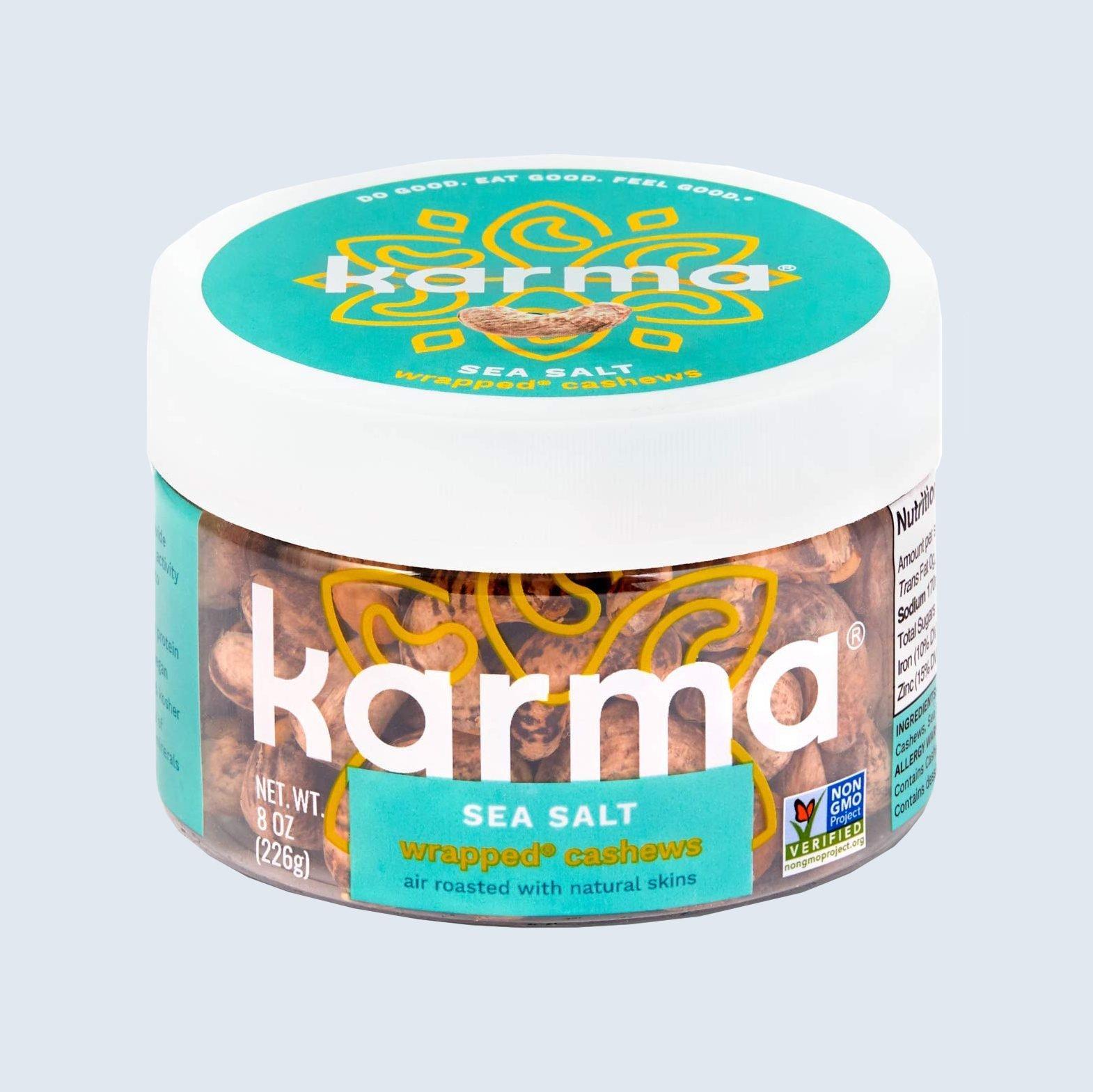 Karma Wrapped Cashews