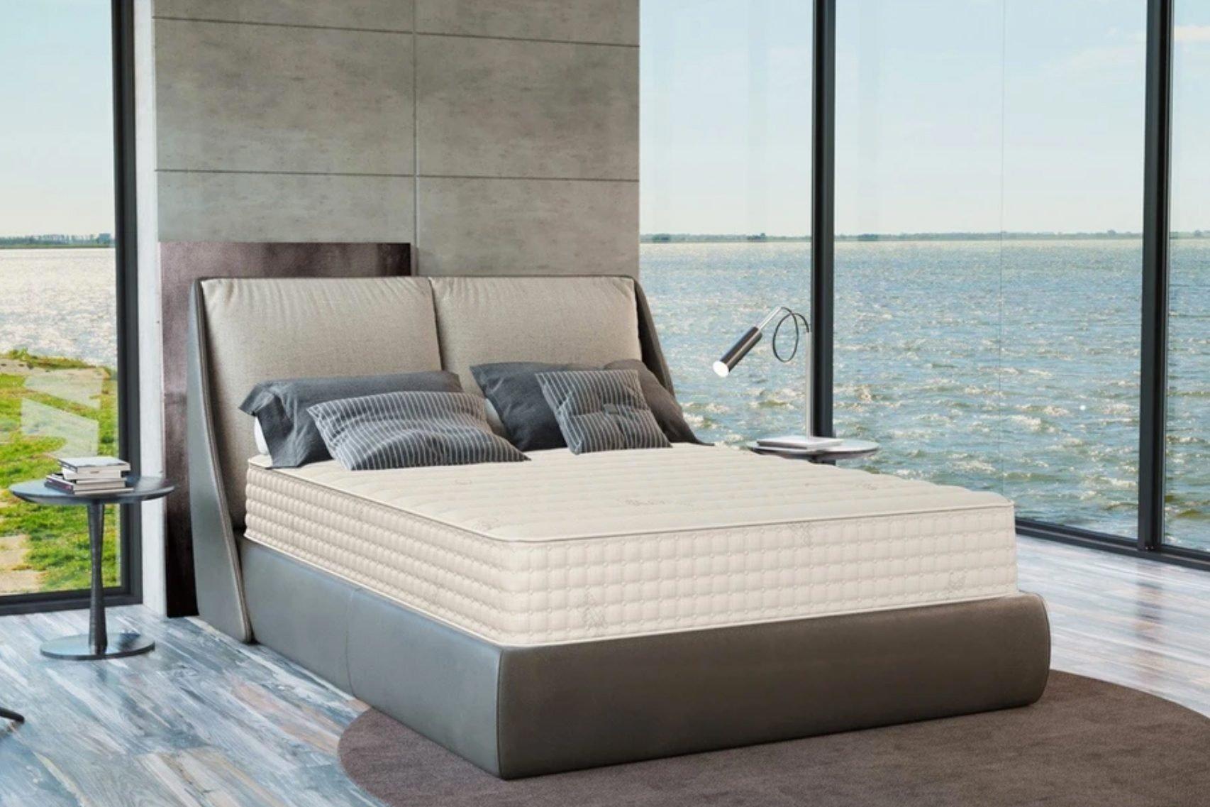 Plush Beds: $1,200 off all organic latex mattresses