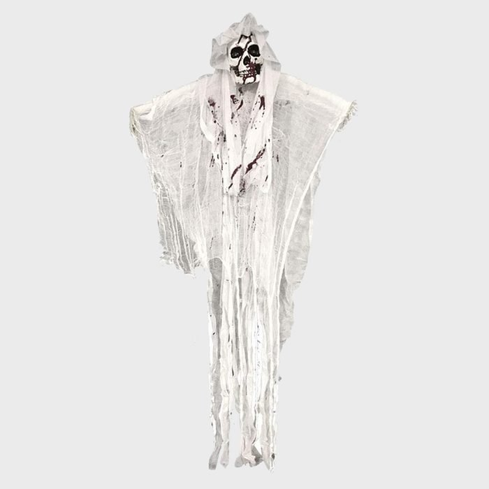 Motion Activated Ghost Halloween Decoration