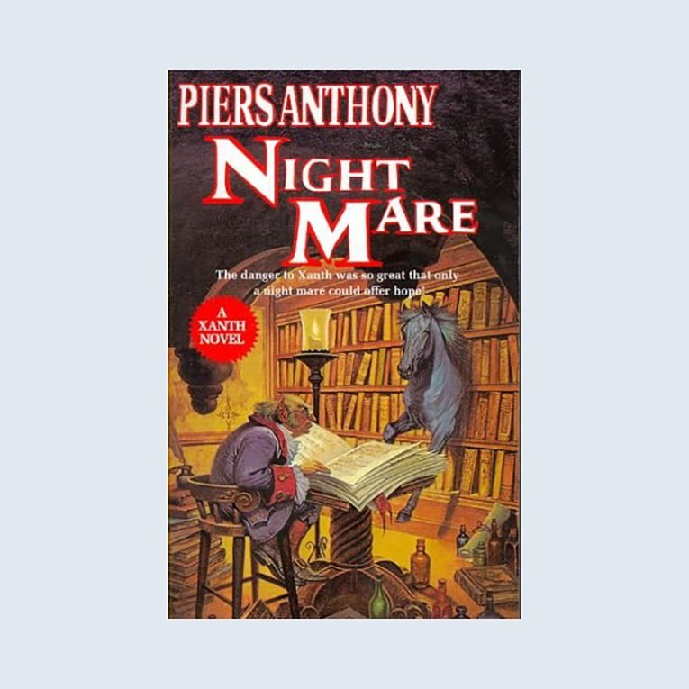 Night Marebook titles