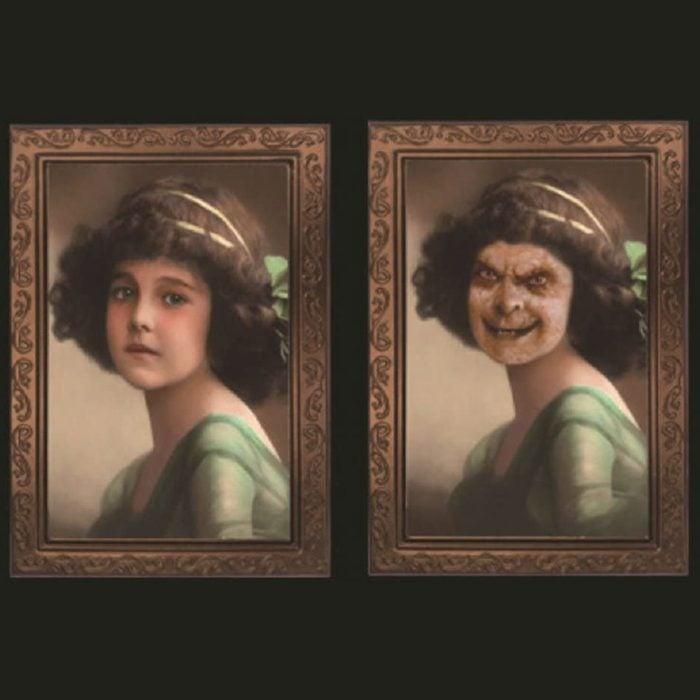 Phantasmic Picture Frames Halloween Decoration