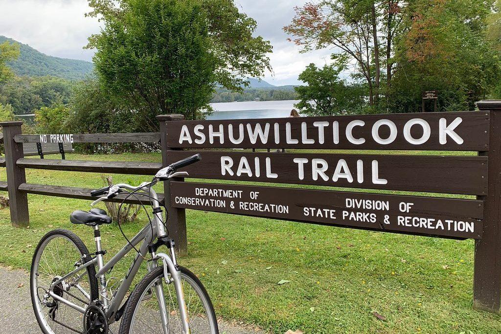 Trail head Massachusetts