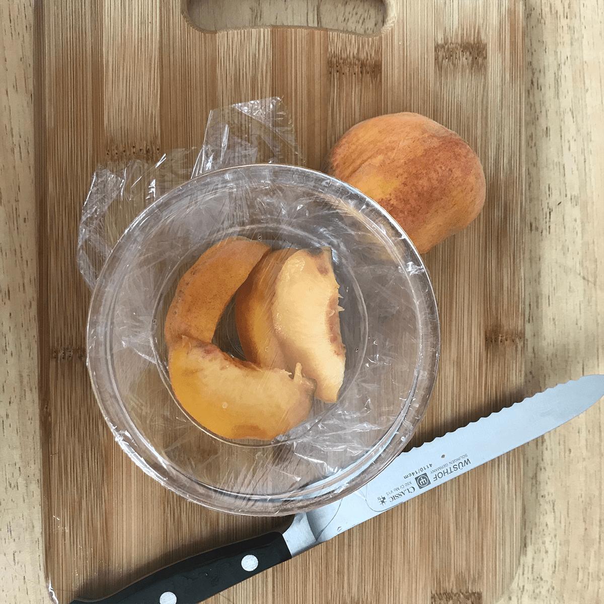 rotten fruit fruit fly trap diy
