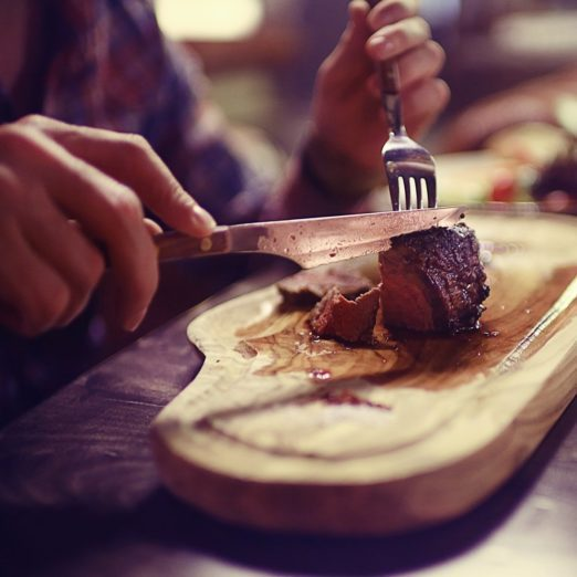 8 Etiquette Mistakes Everyone Makes at a Steakhouse