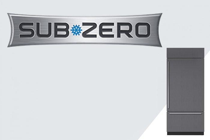 Sub Zero Appliance