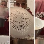 People Are Just Discovering the RIGHT Way to Use a Strainer—Here's How